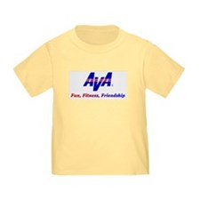 AVA Fun, Fitness, Friendship T-Shirt