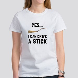 Drive A Stick T-Shirt