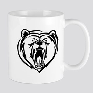 Angry Bear Mugs