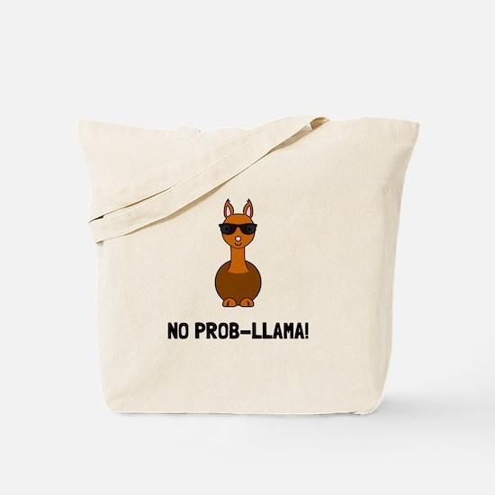 No Prob Llama Tote Bag