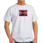 Metal Cage Floating In Water T-Shirt