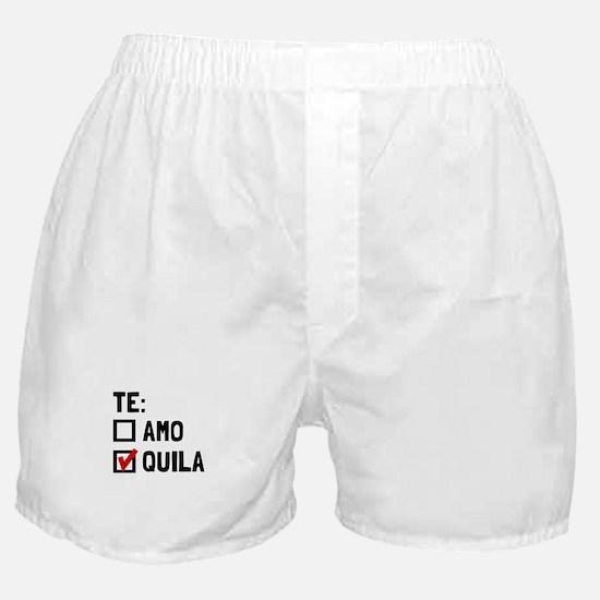 Te Quila Boxer Shorts