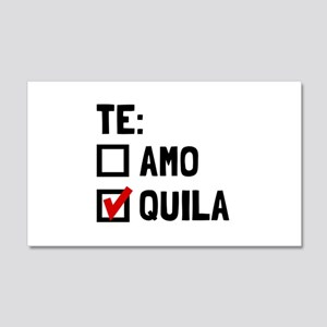 Te Quila Wall Decal