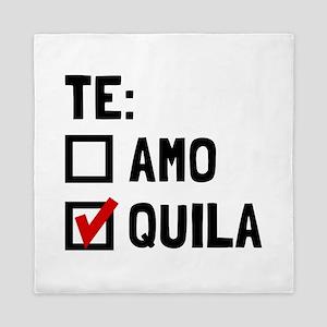 Te Quila Queen Duvet