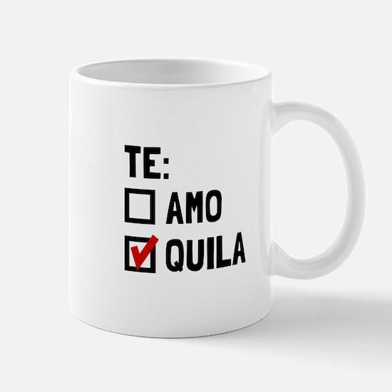 Te Quila Mugs