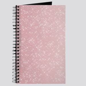 Pink Sparkles Journal