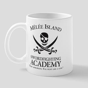 melee island1 Mugs
