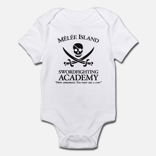 melee island1 Body Suit