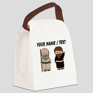 Custom Ancient Romans Canvas Lunch Bag