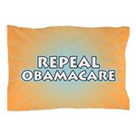 Repeal Obamacare Pillow Case