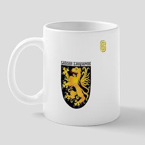 Team Apparel No6 Mug