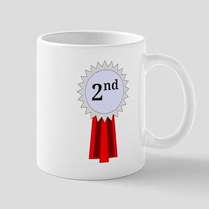 2nd Place Ribbon Mugs