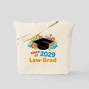 2029 Law School Grad Class Tote Bag
