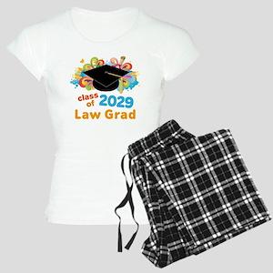 2029 Law School Grad Class Women's Light Pajamas