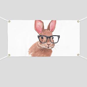 Nerd Bunny Banner