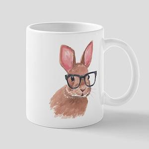 Nerd Bunny Mugs
