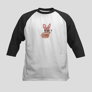 Nerd Bunny Baseball Jersey