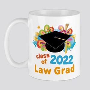 2022 Law School Grad Class Mug