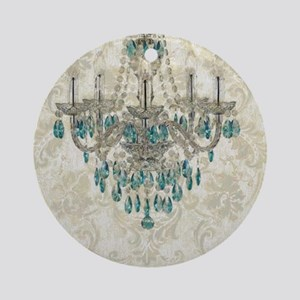 modern chandelier damask fashion paris art Ornamen