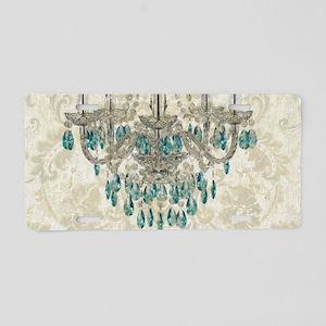 modern chandelier damask fashion paris art Aluminu