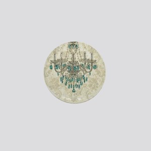modern chandelier damask fashion paris art Mini Bu
