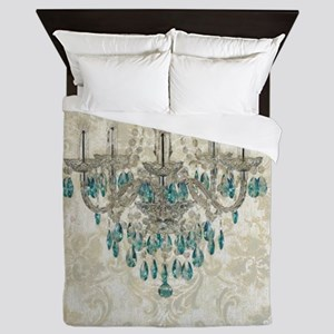 modern chandelier damask fashion paris art Queen D