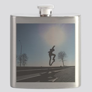 Against the Sky Flask