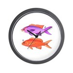 Yellowstriped Fairy basslet Anthias Couple Wall Cl