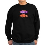 Yellowstriped Fairy basslet Anthias Couple c Sweat