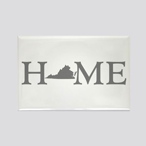 Virginia Home Rectangle Magnet