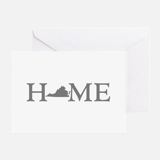 Virginia Home Greeting Card