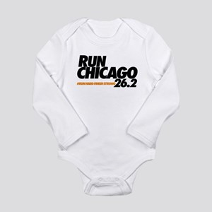 Run Chicago 26.2 Body Suit