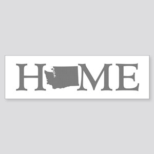 Washington Home Sticker (Bumper)