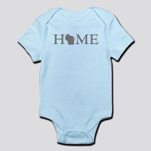 Wisconsin Home Infant Bodysuit