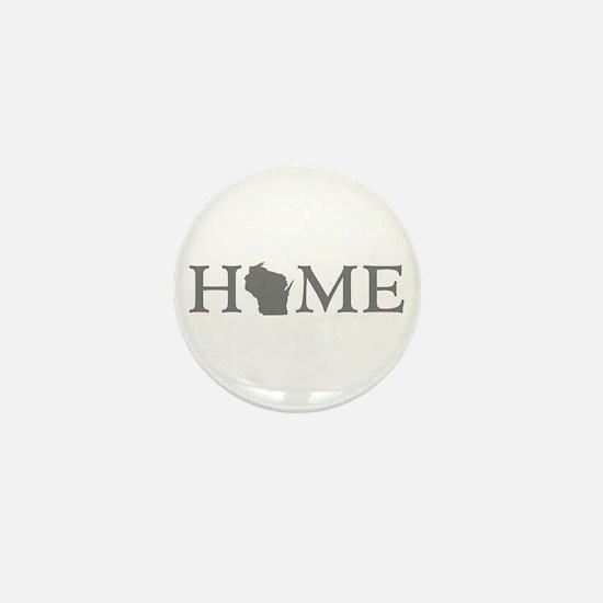 Wisconsin Home Mini Button