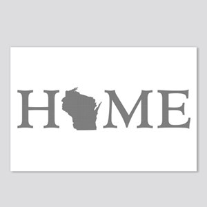 Wisconsin Home Postcards (Package of 8)