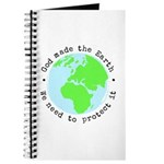 Protect God's Earth Journal