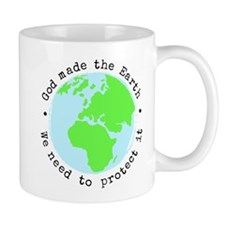 Protect God's Earth Mug