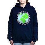 Protect God's Earth Women's Hooded Sweatshirt
