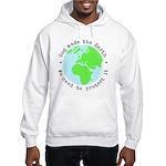 Protect God's Earth Hooded Sweatshirt