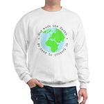 Protect God's Earth Sweatshirt