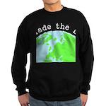 Protect God's Earth Sweatshirt (dark)