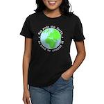Protect God's Earth Women's Dark T-Shirt
