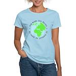 Protect God's Earth Women's Light T-Shirt
