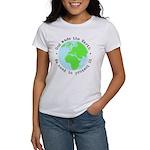 Protect God's Earth Women's T-Shirt