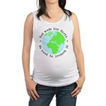 Protect God's Earth Maternity Tank Top