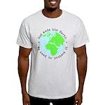 Protect God's Earth Light T-Shirt