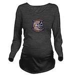 VP-23 Long Sleeve Maternity T-Shirt