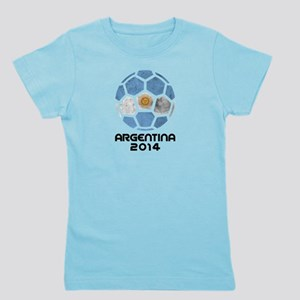 Argentina World Cup 2014 Girl's Tee