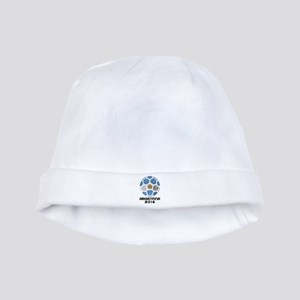 Argentina World Cup 2014 baby hat